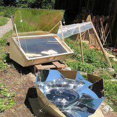 ¿Qué es una estufa solar y cómo funciona?
