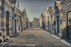 Argentine Cemetery