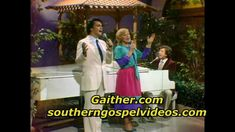 The Bill Gaither Trio - He Touched Me/Something Beautiful/Let's Just Pra...