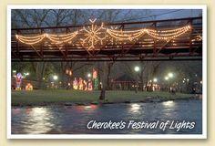 Cherokee's Festival of Lights