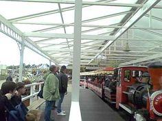 Der Hansa Park Express