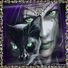 Gothic Wallpaper, Dark Fantasy, Dark Art, Backgrounds, Cats, Anime, Black, Fotografia, Gatos