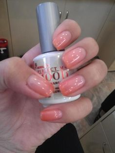 GEL POLISH :: LeChat Perfect Match Mood polish...changes colors! (LeChat has tons of colors for those who use DIY gel polish & have a UV light... check out lechatnails.com)
