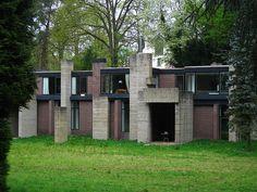 Villa Urvater - 1960 - Rhode St Genèse