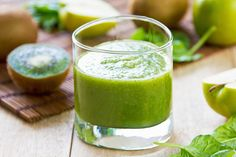 Green Superfood Wheatgrass Smoothie | Ingredients
