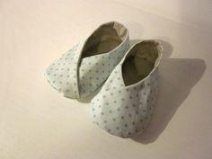 tuto couture chausson b�b� facile 9