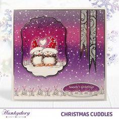 Christmas Cuddles - Hunkydory