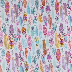 Bright Feather Apparel Fabric