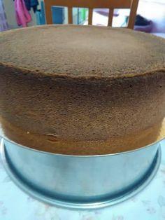 pandispagna al cacao soffice e spugnoso x torte decorate con pasta di zucchero.