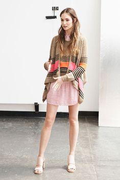 Thakoon Addition SS2013 #fashion #style