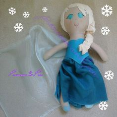 16 inch Dolly custom slot by princessandpeadolls on Etsy, £30.00