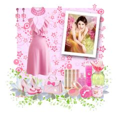 """""""The Colors: Lavender Pink"""" by fiordiluna on Polyvore"""