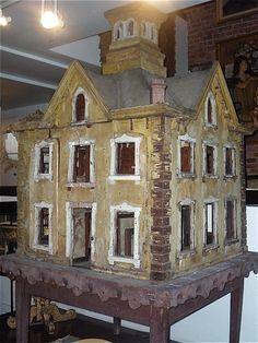 victorian dollhouse antique
