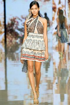 Top10: Meus looks favoritos da MFW – Spring 2015 CAVALLI