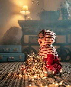 ideas baby photoshoot christmas cute ideas for 2019 Cute Little Baby, Baby Kind, Little Babies, Baby Love, Cute Babies, Cute Baby Girl Pictures, Cute Pictures, Kind Photo, Cute Baby Wallpaper