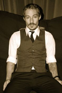 Daniel Johns Like A Gangster 20s Style