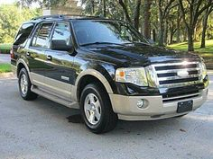 2008 Ford Expedition Eddie Bauer $2700