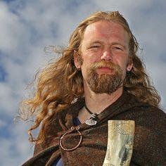 Viking warrior.  (Steinthor Hafsteinsson)
