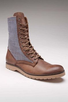Wolverine Seger Boot  - Keep those ankles warm with some style!