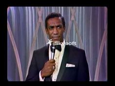 BILL COSBY ON THE DEAN MARTIN SHOW