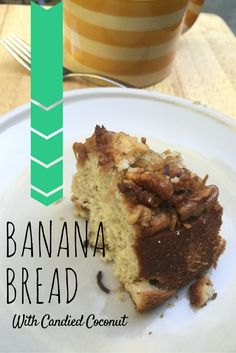 Banana Bread with Cr