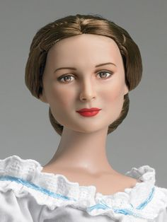 """2007 - Movie Inspired - """"Gone With The Wind"""" - Basic Melanie (close-up) #T7GWBD02"""