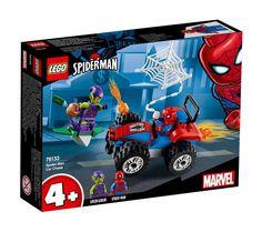 diamantenraub con Doc Ock Lego Marvel Super Heroes 76134 Spider-Man