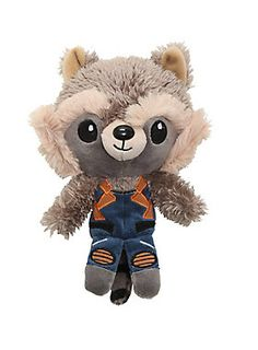 Ain't no thing like him, except him! // Funko Marvel Guardians Of The Galaxy Vol. 2 Rocket Raccoon Plush