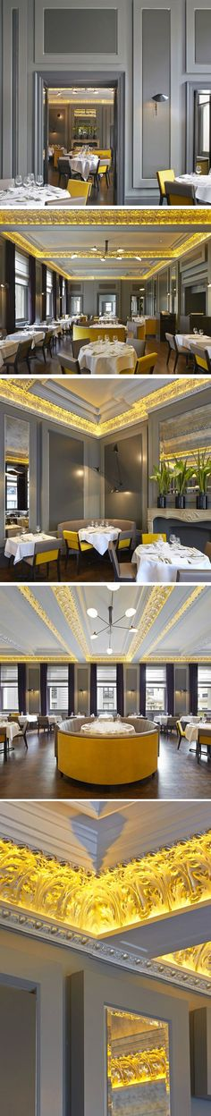 Christopher's Martini Bar and Restaurant in London by De Matos Ryan