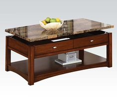 Furniture: Rectangular Wooden Cherry Coffee Table With Drawer At Side Part Made From Solid Wood Selection As Furniture At Your Sweet Home You Can Placed At Family Room Or Terrace Outdoor Finished from Fabulous Cherry Coffee Table
