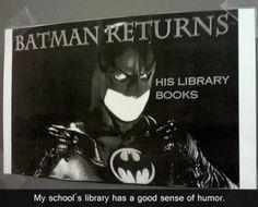 Hudson High School Library Website