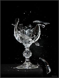 Crystal Glass by cycoze.deviantart.com on @deviantART