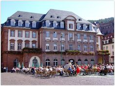 HEIDELBERG (GERMANY): Heidelberg's culinary scene is probably most known for its student pubs where guests can choose between different local specialities.