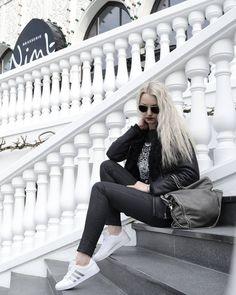 """Polubienia: 124, komentarze: 8 – DIANA PASZKO (@diana.paszko) na Instagramie: """"Beautiful #nimb restaurant and my #blackandwhite #monochrome #todayslook #københavn"""""""