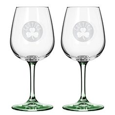NBA Boston Celtics Boelter Wine Glass 2Pack *** Read more reviews of the product by visiting the link on the image.