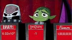 New Teen Titans Lightning Round Control Freak hosts a game show where Beast Boy must compete, or be shocked. New Teen, Beast Boy, Teen Titans, Favorite Tv Shows, Lightning, Seasons, History, Fun, Fictional Characters