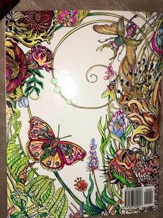 Amazon.com: Manic Botanic: Zifflin's Coloring Book : Zifflin, Irina Vinnik:  By F. Davis on May 10, 2016  This is my favorite colorbook. I love Irina Vinnik's Art ! I would give it 5 stars if the paper was of a higher quality