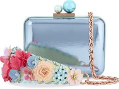 SOPHIA WEBSTER Lilico leather clutch