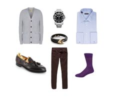 The XY Venture: Spring's Smart Casual