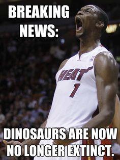 nba ref memes | chris bosh meme 2 » NBA Memes