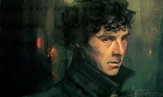 How do you art?? Also, how do you Sherlock??