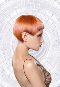 Wella Professional's 2012 Trend Vision Finalist COLOR: Kenneth Collins