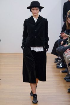 Comme des Garçons Fall 2014 Ready-to-Wear Collection / style & fashion