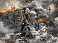 Apokalypse - www.screenpainting.com 3D and DigitalPainting