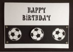 Great card for a young teenage boy
