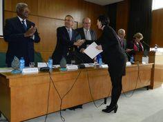 """@Agrotravel Turismo Responsable recoge el premio ISTUR (Instituto para la sostenibilidad turística) """"Un compromiso real con la sostenibilidad"""""""