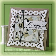 """Simon Says Stamp Blog!: """"Forever and Always"""" Cards with THE Beate Johns"""