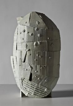 white - sculpture - Ricky Swallow