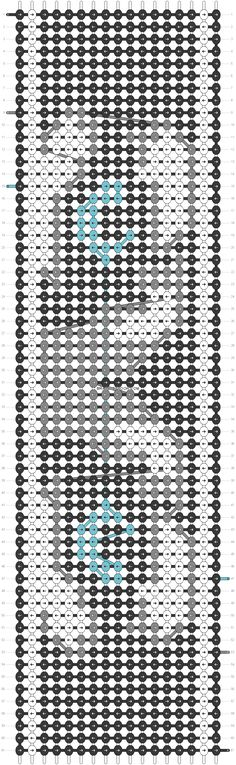 Husky Eyes ~ Alpha Pattern #21873 added by biancaplem