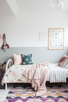 Bohemian Vibes in Children's Rooms http://petitandsmall.com/bohemian-vibes-childrens-rooms/